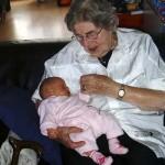 Overgroot oma vroegindeweij en tante alie 24-08-2004