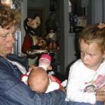 tante els en nichttje moniek van marina 26-08-2004