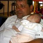 de fam. geurens op bezoek 05-09-2004
