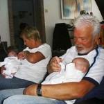 visite opa en oma busink en anita vd fijnaart en dominique 16-19-09-2004