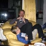 Bij Hermann en Gaby 18-10-2004