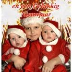 Wij Wensen u en een Gelukkig Nieuwjaar