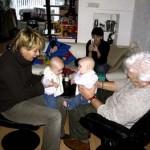 opa en oma en eten 15-01-2005
