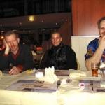 met hermann en Gaby naar de Wok of Fame 06-02-2005
