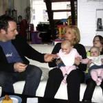 wim en vera en amber _ romie op bezoek 19-02-2005