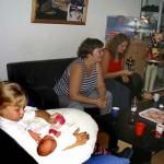 opa en de fam van wijk en fam wijkhuizen 13-08-2004