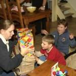 Sinterklaas avond 05-12-2004