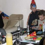 onze grote broer bruce zijn 8 ste verjaardag 03-03-2005