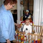 kijk kijk ik kan staan 25-03-2005