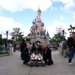 Nieuw wij zijn naar Euro Disney geweest 12-05-2005