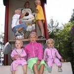 een dag je uit naar plopsaland met de fam van wijk 05-08-2006