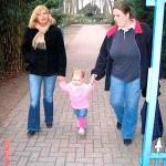 Dagje uit met Wim en Vera en Romie 24-03-2007