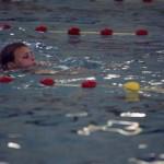 Bruce haalt zijn 3e redding brevet zwemmen 26-03-2007