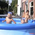 Het prive zwembad 01-08-2007