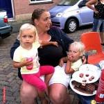 Dagje met oma en opa en eva en karrel 07-08-2007