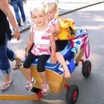 Dagje naar Hellendoorn pretpark 13-08-2007