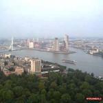 Gezellig uit je met Dirk en jose en kinderen in Rotterdam 24-08-2007