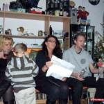 Kerstviering rozenstraat 25-12-2007