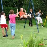 Onze 4 vakantie kinderen uit bosnie Zerina_ Nudzeima_Stuparovic_Milanovic. 29-07-2008