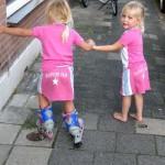 Rolschaatsen 04-09-2008
