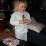 Kijk wat de sint in onze schoentje heeft gebracht_ 23-11-2008