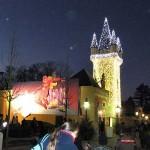 Met kerst in Plopsaland 26-12-2008