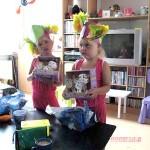 Verjaardag van Kimbely _ Isabella 5 jaar 08-08-2009