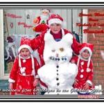 Prettige kerstdagen en een gelukkig 2010
