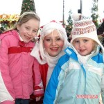 Plopsaland 2e kerstdag 2009 met Quincy en Dylan 26-12-2009