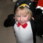 Ik ben een pinguin Kimberly 13-02-2010
