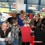 Afscheid van juf Janneke van de Weizigtschool 09-03-2010