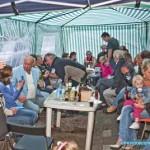 Familie feestje in de Rozenstraat 29-05-2010
