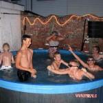 s avond nog in het zwemabd 09-07-2010