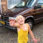 Familie feestje Ankie en Leo 17-07-2010