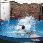 Het zwembad is weer een succes 15-07-2010