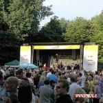 Wantijpark maandagavond muziek 19-07-2010