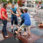 Filmpjes van Plopsa 27-07-2010
