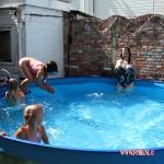 Het zwembad dat blijft te gek 29-07-2010