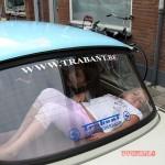 met zijn alle in de Trabant 30-07-2010