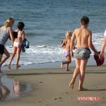 Filmpjes dag je uit Den Haag en Scheveningen 02-08-2010