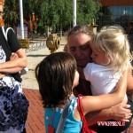 Het afscheid in Sliedrecht 05-08-2010