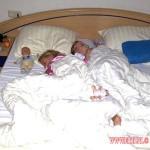 Lekker slapen 25-10-2008