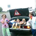 Marina Oma en Eva vakantie kinderen bosnie foto_s 28-07- tm 14-08-2008