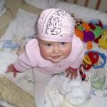 Foto_s Eva heeft gemaakt van Kimberly en Isabella 20-06-2005