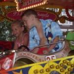 De kermis met bruce 21-06-2005