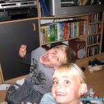 alle kids bij elkaar rozenstraat 17-10-2010