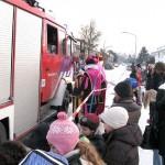 Sinterklaas op weizigtschool 05-12-2010