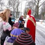 Sinterklaas op weizigtschool 03-12-2010