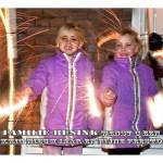 Kerstkaart fam busink 01-01-2011