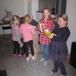 Sinterklaas bij Oma en Opa Busink